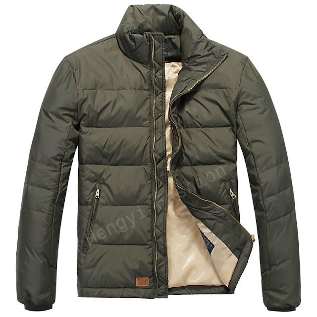 cách chọn mua áo khoác lông vũ cho nam