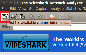 Sniffing con Wireshark 16