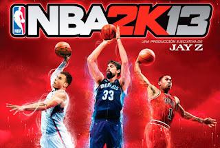 NBA 2K13 Apk mod Android