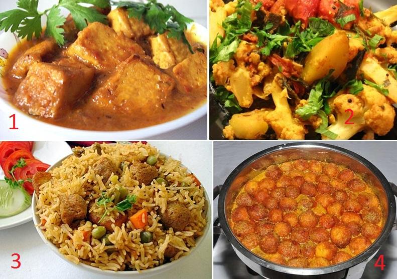 Wedding Food Ala Indian