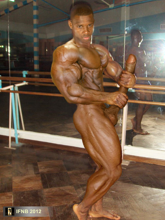 galleries Bodybuilder cock