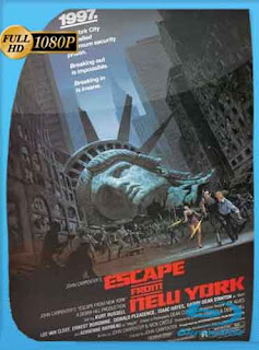 Escape de Nueva York (1981) HD [1080p] Latino [GoogleDrive] DizonHD