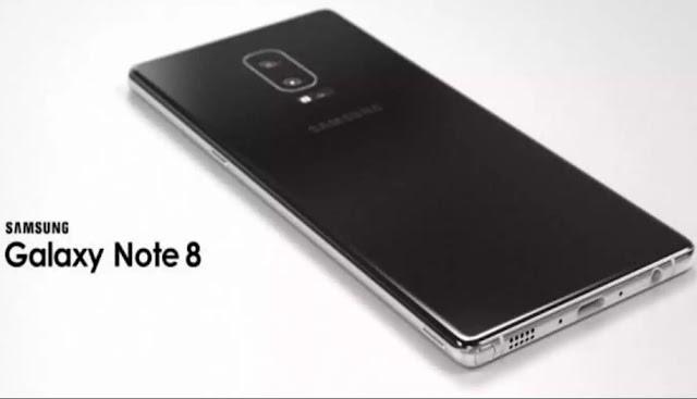 Fresh Leaks Reveals Samsung Galaxy Note 8 Release Date