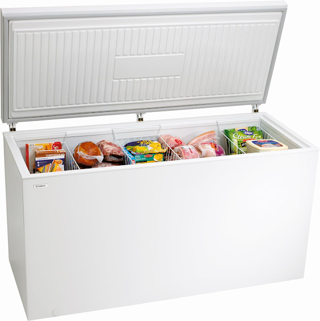 Looking to buy a chest freezer online?