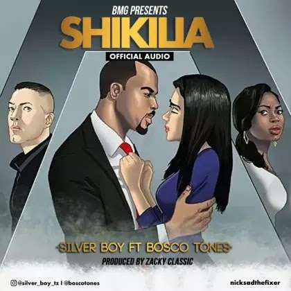 Download Audio | Silver Boy ft Bosco Tones - Shikilia