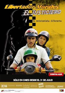 Libertador Morales [El Justiciero] DVDRip Español Latino Venezuela