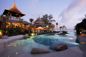 Pour votre voyage Thailande, comparez et trouvez un hôtel au meilleur prix.  Le Comparateur d'hôtel regroupe tous les hotels Thailande et vous présente une vue synthétique de l'ensemble des chambres d'hotels disponibles. Pensez à utiliser les filtres disponibles pour la recherche de votre hébergement séjour Thailande sur Comparateur d'hôtel, cela vous permettra de connaitre instantanément la catégorie et les services de l'hôtel (internet, piscine, air conditionné, restaurant...)