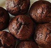 QUICK AND EASY HOT COCOA MUFFINS
