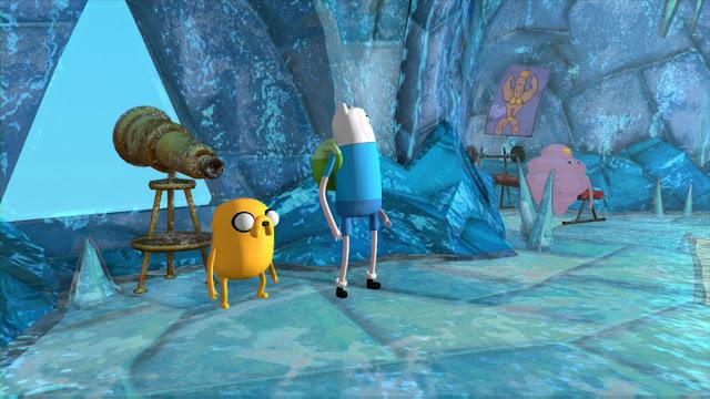 تحميل لعبة  Adventure Time  مدفوعة للكمبيوتر والاندرويد والكمبيوتر آخر اصدار مجاني