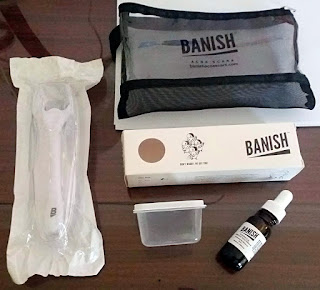 Review Banish Acne Scars Kit