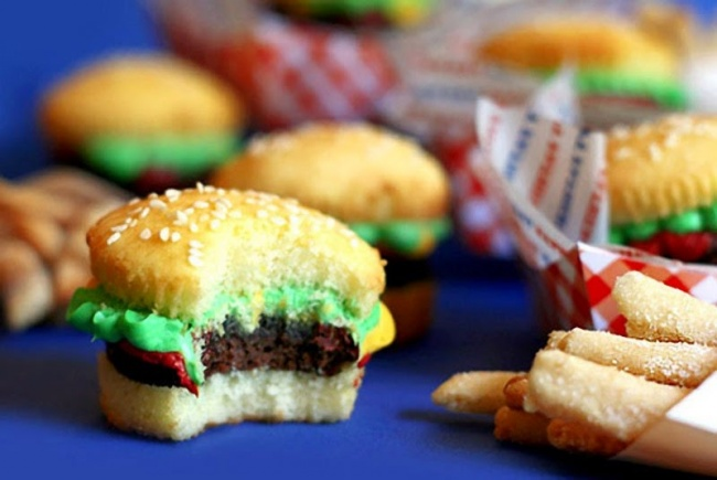 cupcakes 80 level