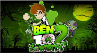 Jogos do Ben 10: Ben10 vs Zombies 2