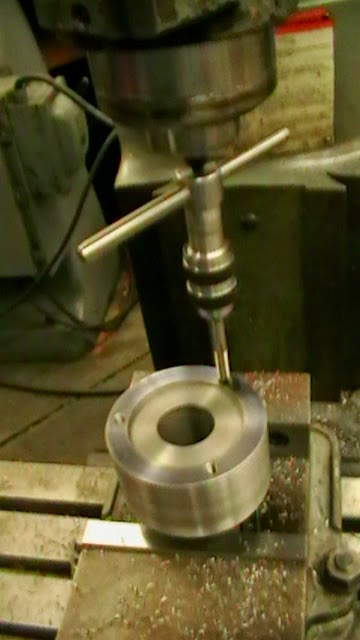 tapping bolt holes