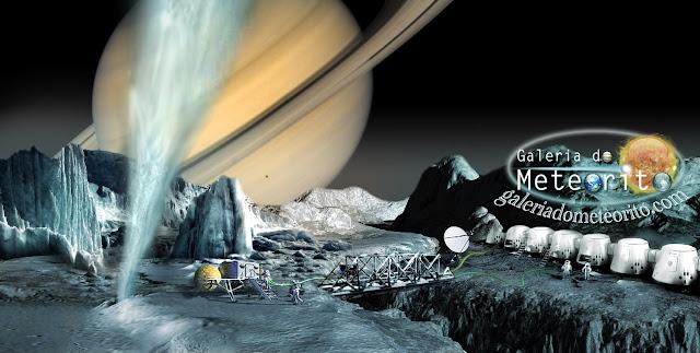 Encélado - base