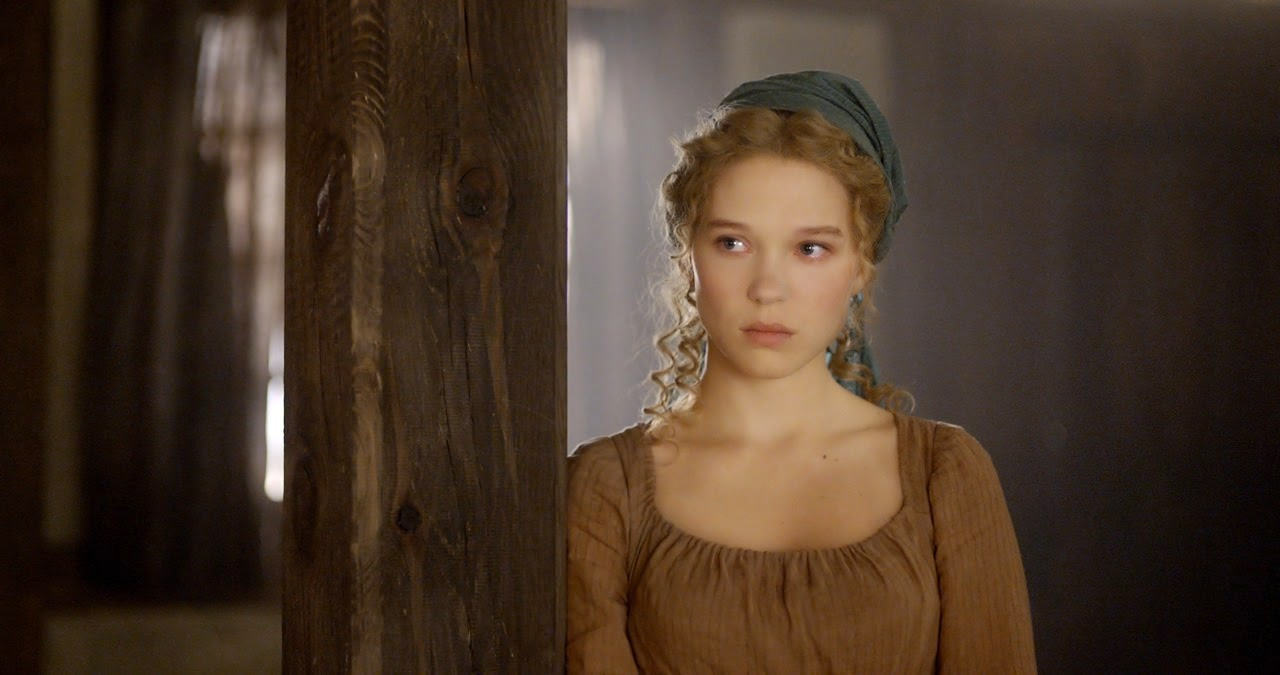 beauty and the beast-la belle et la bete-lea seydoux