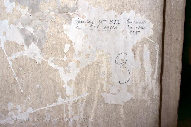 Mont-Dauphin — Graffitis