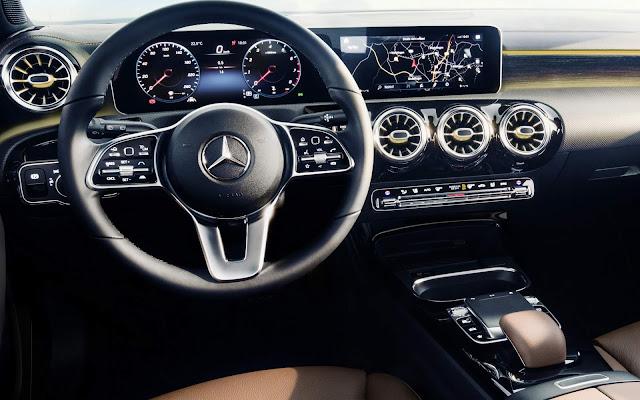 Novo Mercedes Classe A 2019