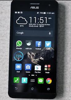 Cara Print Screen Atau Screenshot Di Smartphone Asus Zenfone