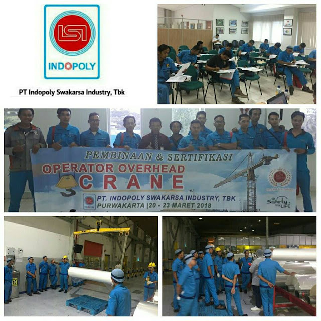 Lowongan Kerja PT. Indopoly Swakarsa Industry Tbk, Jobs: Management Trainee Program.