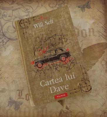 un roman puternic, halucinant Cartea lui Dave