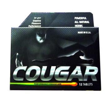 Suplemen Cougar