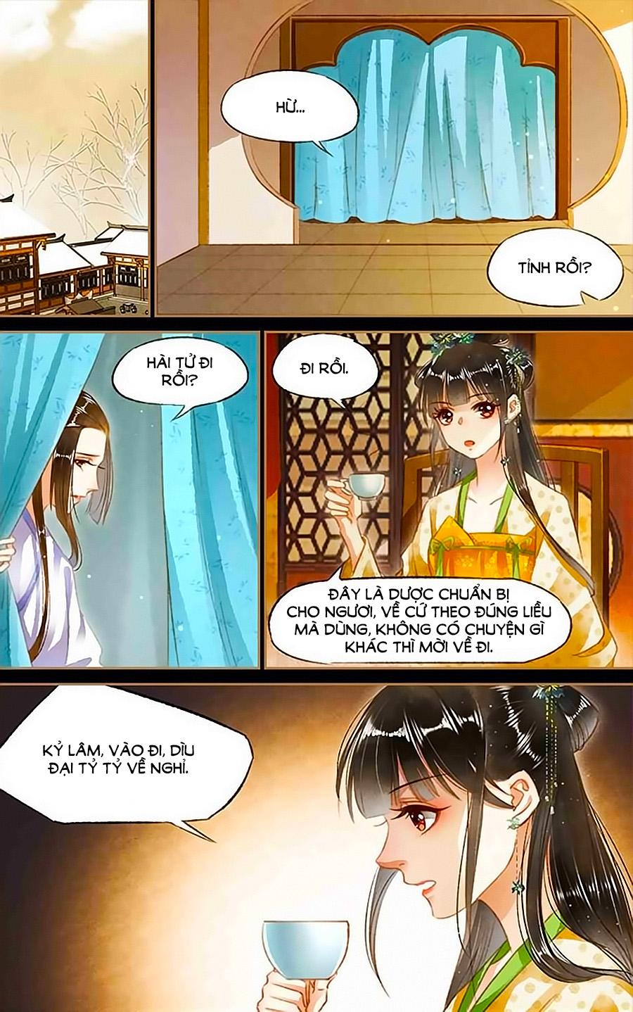 Thần Y Đích Nữ chap 104 - Trang 3