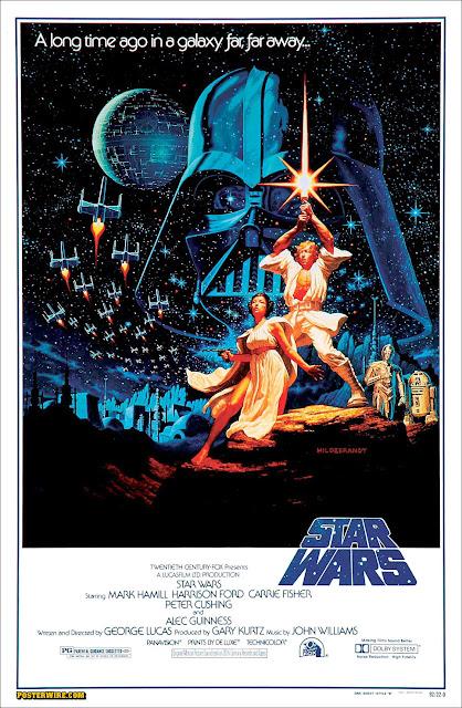 40 años Guerra de las Galaxias