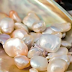 Souffle Pearls -  Hollow Baroque Pearls