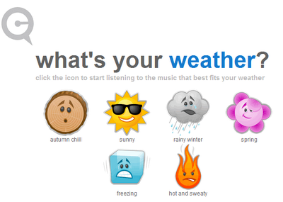 Does the weather affect our moods