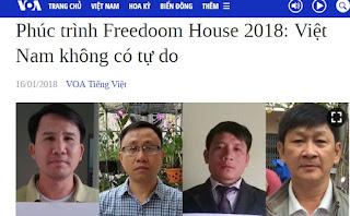 Bảng xếp hạng của Freedom?