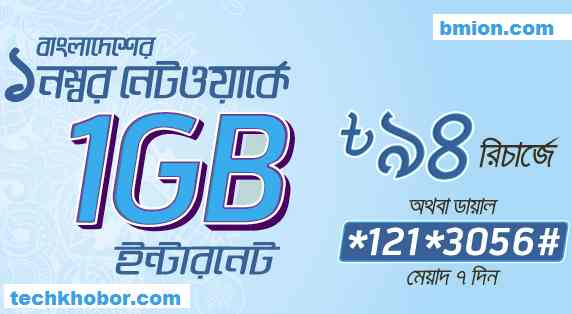 GP-1GB-Internet-7Days-94Tk-Recharge-or-Dial-*121*3056#