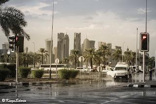Doha Floods