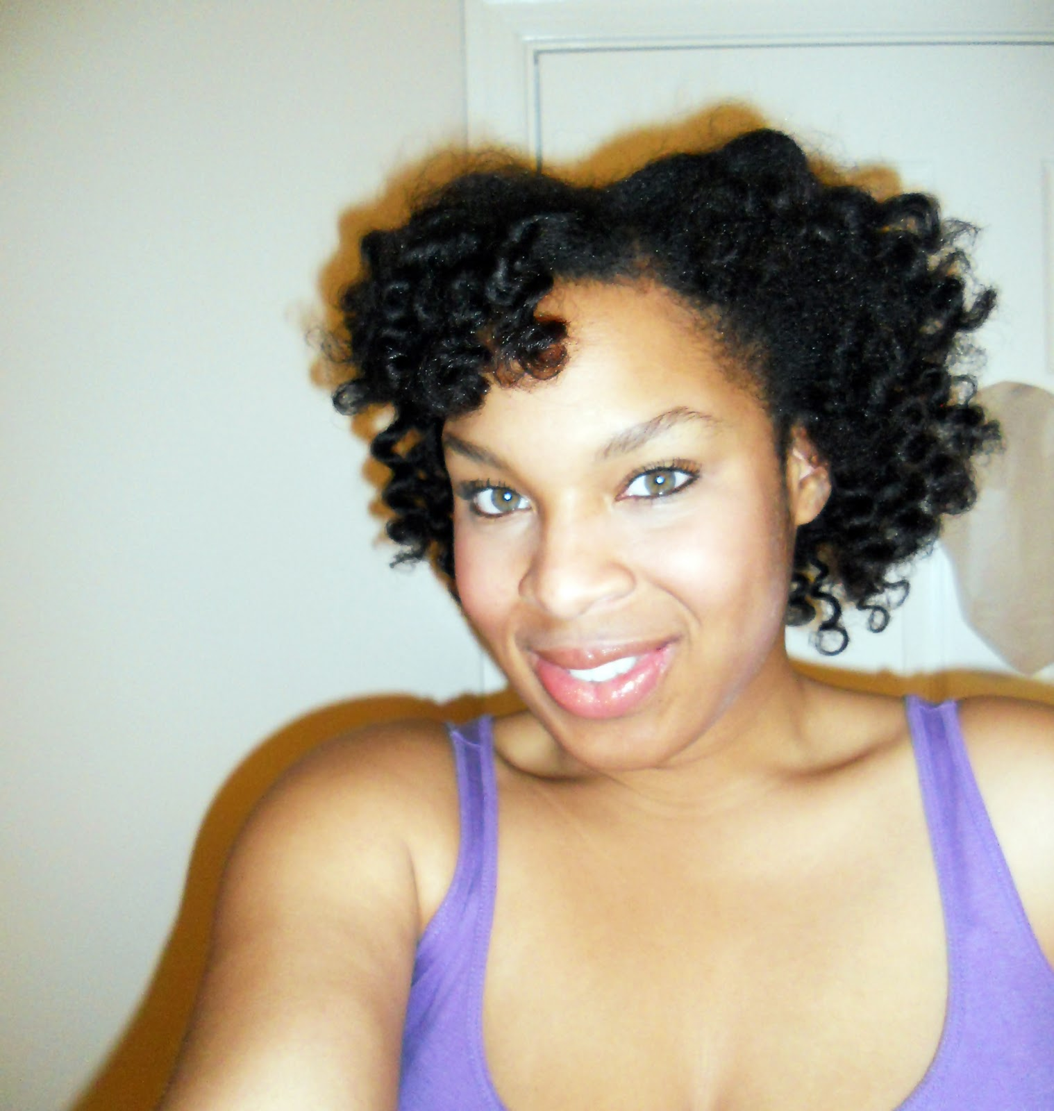 Pretty Spirals Bantu Knots Revisited Ohyesitsv