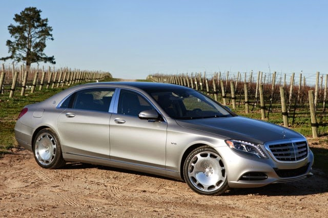 Xe Mercedes Benz S600 Maybach 01
