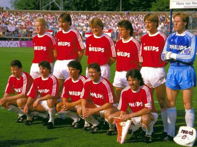 Copa dos Campeões 1987-1988: PSV Campeão