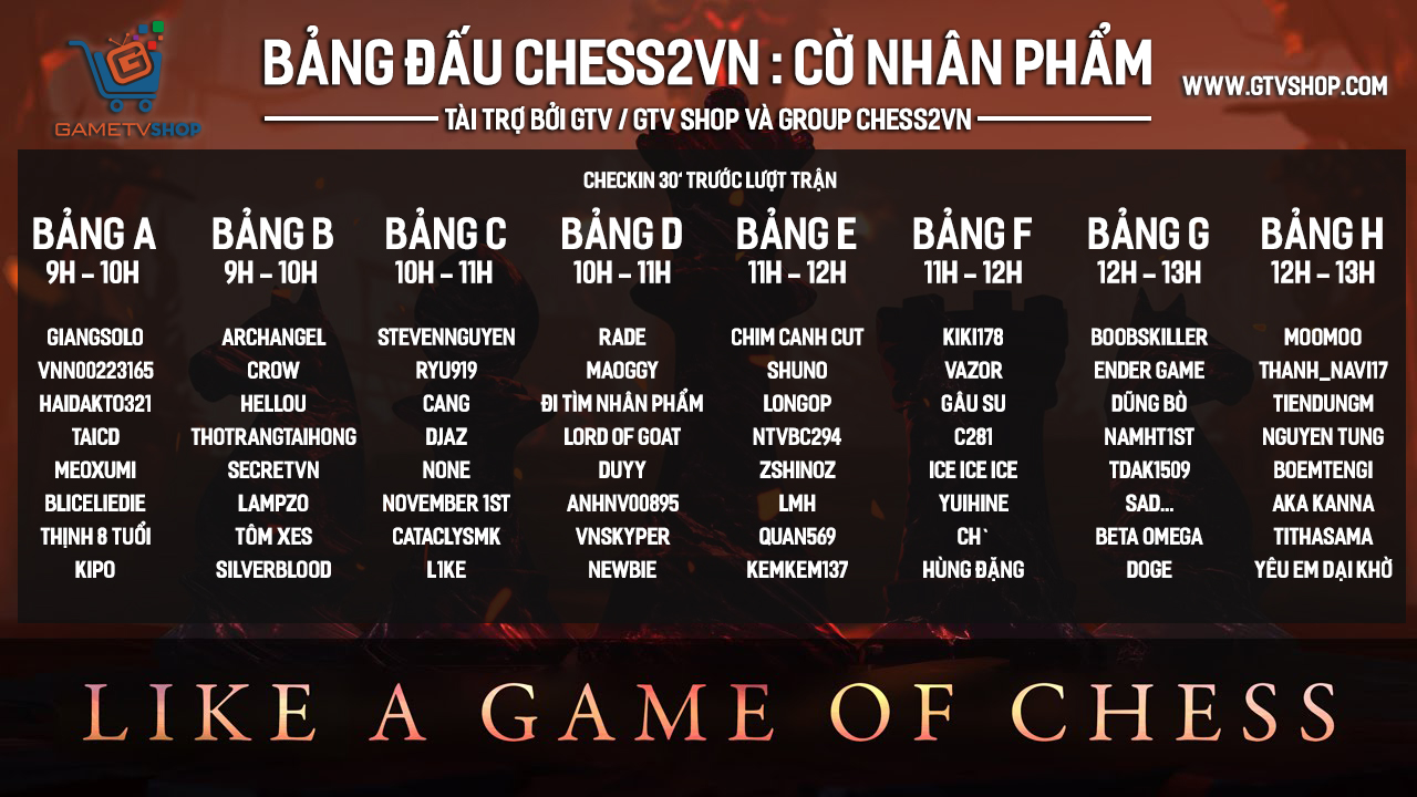 dota auto chess co nhan pham 2 vn cong bo danh sach va the thuc thi dau 01 - [Dota Auto Chess] Cờ Nhân Phẩm 2 VN công bố danh sách và thể thức thi đấu