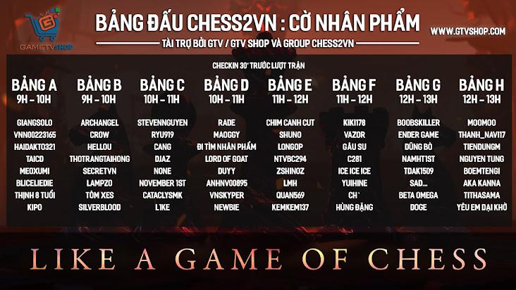 [Dota Auto Chess] Cờ Nhân Phẩm 2 VN công bố danh sách và thể thức thi đấu