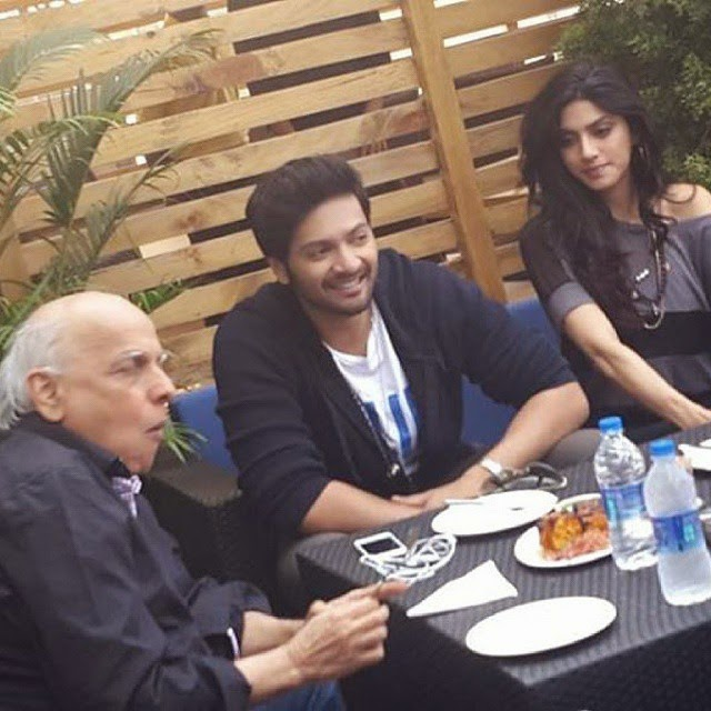 star- studded weekend at the beer cafe. khamoshiyan , beer more , beer , bollywood , mahesh bhatt , gurmeet , sapna pabbi , , Khamoshiyan Starcast at The Beer Cafe Mumbai