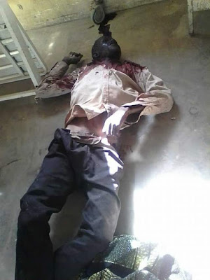 Graphic: Suspected Fulani herdsmen hack Union Bank staff to death in Taraba State