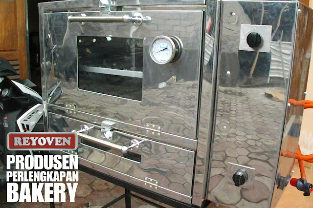 Jual Oven Gas dan Perlengkapan Bakery di Jogja