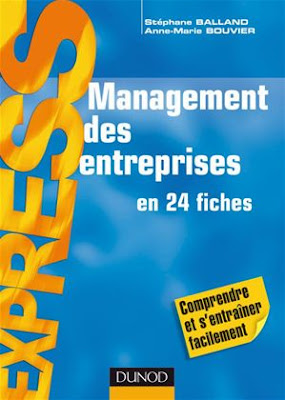 Management des entreprises en 24 fiches PDF