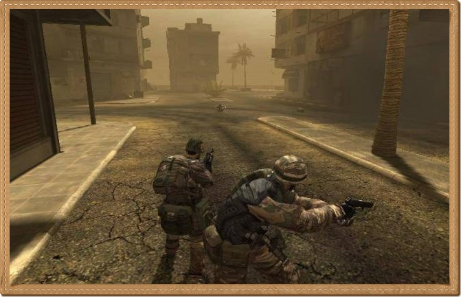 Battlefield 2 PC Games Gameplay