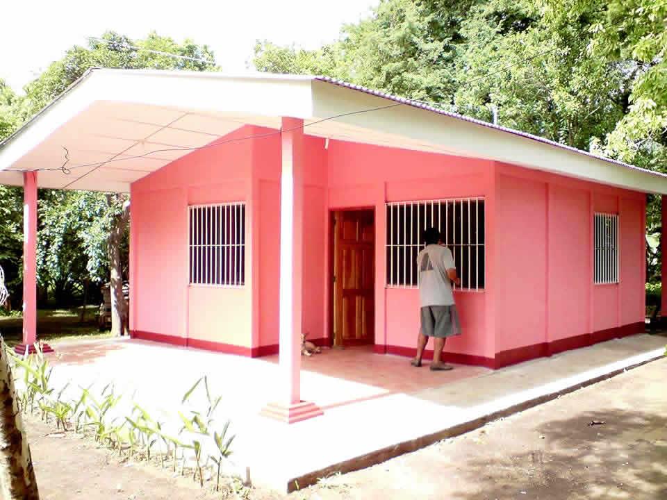 Casas prefabricadas de concretera total en nicaragua costos y planos nuevos proyectos - Construir casa prefabricada ...
