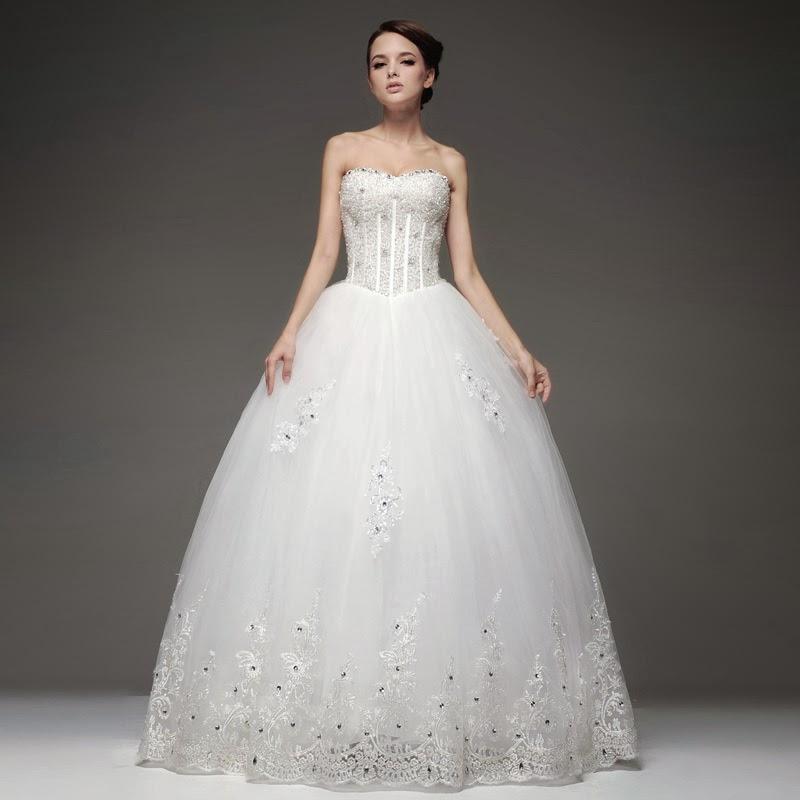 Dayeong Restofus: Wedding Dress Inspiration