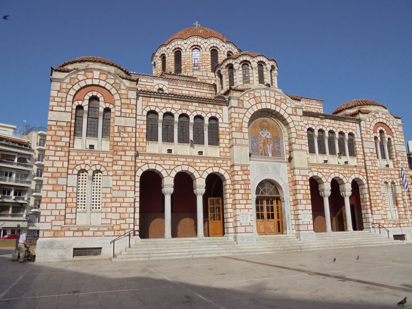 ναός του αγίου Νικολάου στο Βόλο