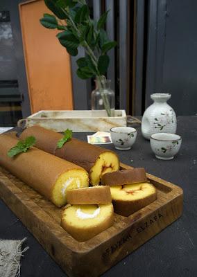 Roti gulung