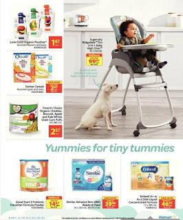 Walmart Baby steps flyer January 11 - 24, 2018