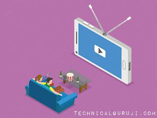 कॉर्डकटिंग स्ट्रीमिंग पेमेंट एंड ऑनलाइन वीडियो वॉचिंग प्लेटफार्म