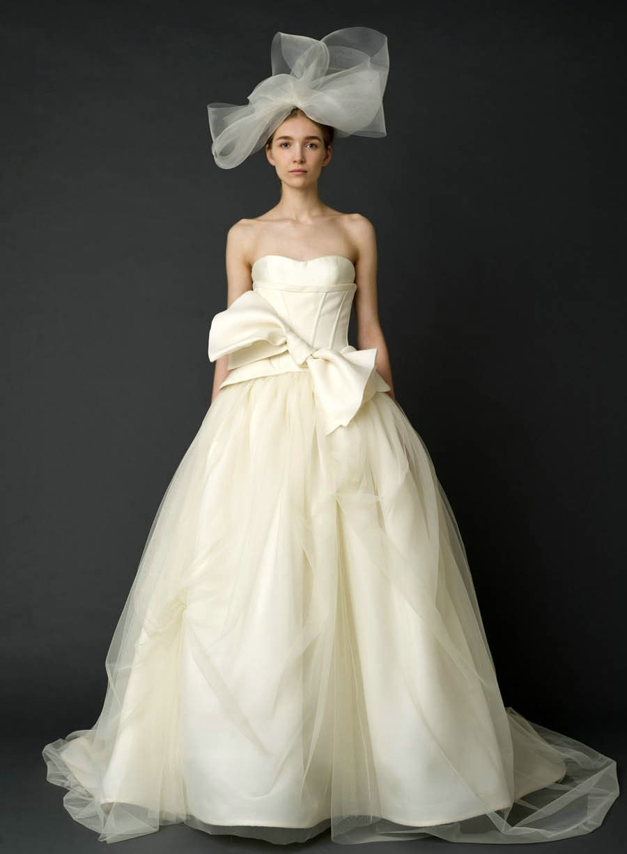 the problem with wedding dresses big puffy wedding dresses The Problem with Wedding Dresses
