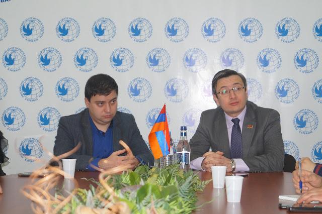 Հանդիպում ՀՀ ԱԺ պատգամավոր Գևորգ Գորգիսյանի հետ